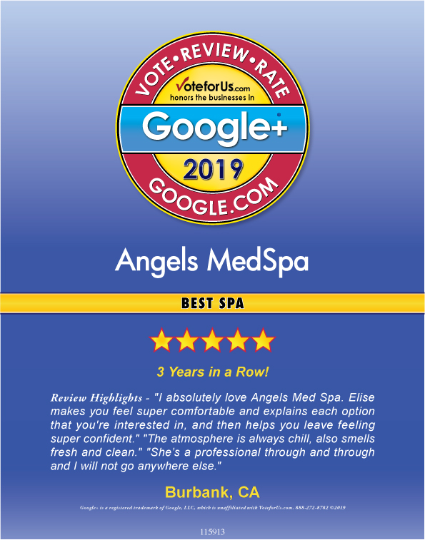 Top Rated MedSpa 2019!